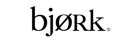 Logo for Bjørk